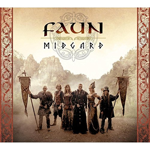 Faun: Midgard (Limited Deluxe Edition) (Audio CD)