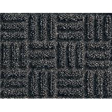 Andersen 265 Waterhog Masterpiece Select Polypropylene Fiber Entrance Indoor Floor Mat, SBR Rubber Backing, 3-Feet Length X 2-Feet Width, 3/8-Inch Thick, Thunderstorm
