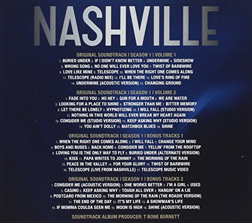 Review Nashville Deluxe