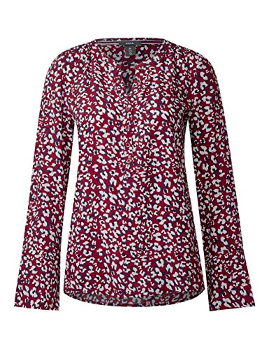 Cranberry Cecil 31088 Donna Red Rosso Blusa FHtfwqHg