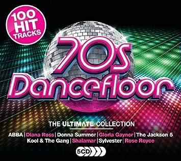Ultimate 70s Dancefloor