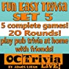 Fun Easy Trivia Set 5
