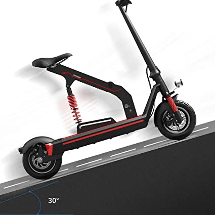 Amazon.com: Long Teng - Patinete eléctrico doble, EBS doble ...