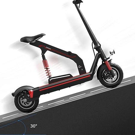 Amazon.com: Long Teng - Patinete eléctrico doble, EBS doble ...
