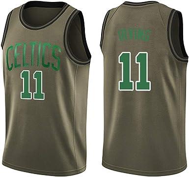 Kyrie Irving # 11 Camiseta De Baloncesto De Los Hombres - NBA ...