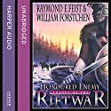 Honoured Enemy: Legends of the Riftwar, Book 1 Audiobook by Raymond E. Feist, William Forstchen Narrated by Matt Bates