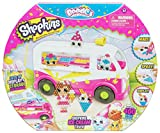 Beados S7 Shopkins Ice Cream Toy Truck, Multicolor, 4.4'' x 10.5'' x 5''