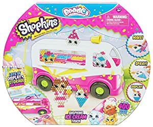 10787 Beados Shopkins Ice Cream Truck