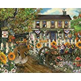 Bits and Pieces - The Old Country Store - 300 Piece Jigsaw Puzzle by Artist Tom Wood offers