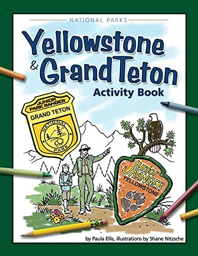 Read Online Yellowstone & Grand Teton Activity Book (Color and Learn) PDF
