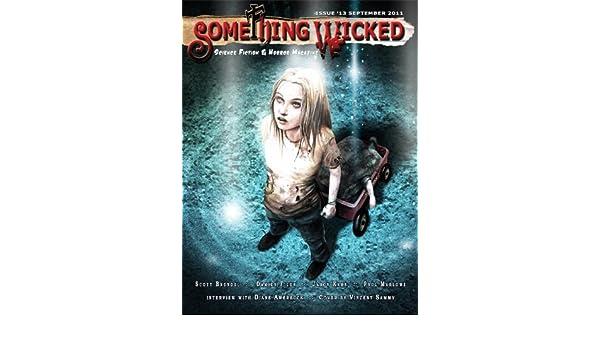 Something Wicked #08 (November2008) (Something Wicked SF & Horror Magazine)