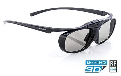 "Hi-SHOCK® RF Pro ""Black Heaven"" | Gafas 3D-RF"