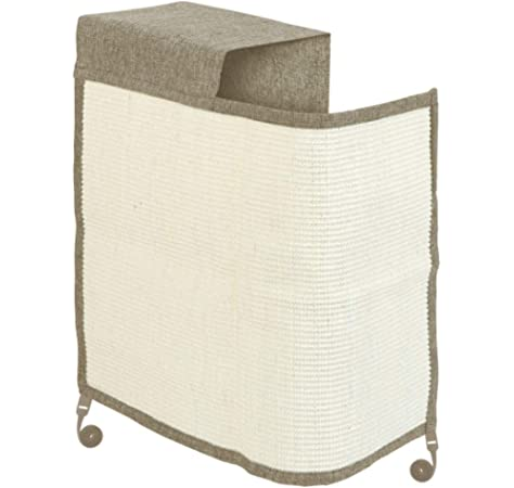 Navaris Rascador para Gatos - Protector para Esquina de sofá o sillón - Afilador de uñas de sisal para Mascotas - para el Lado Derecho en Gris: Amazon.es: Productos para mascotas