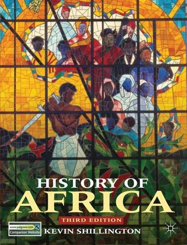 History Of Africa (Pb)