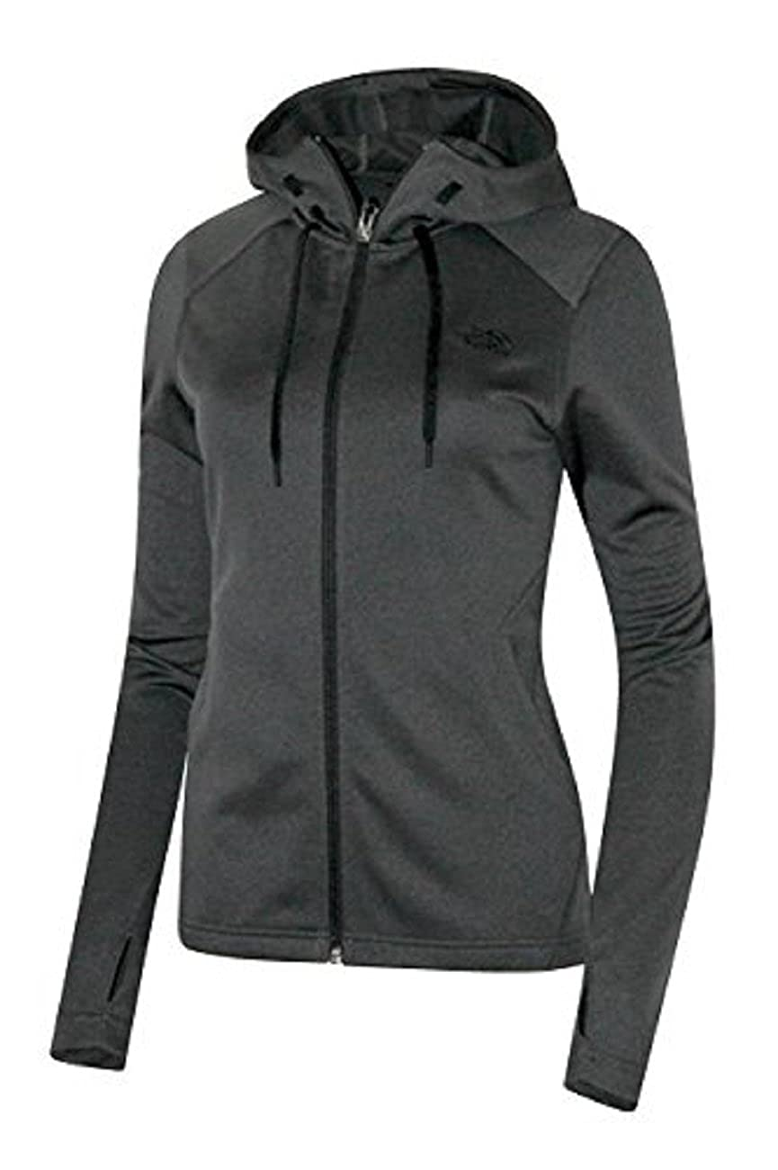 0ebb40bd6 The North Face Novelty Printed Mezzaluna Athletic Full Zip Hoodie Asphalt  Grey