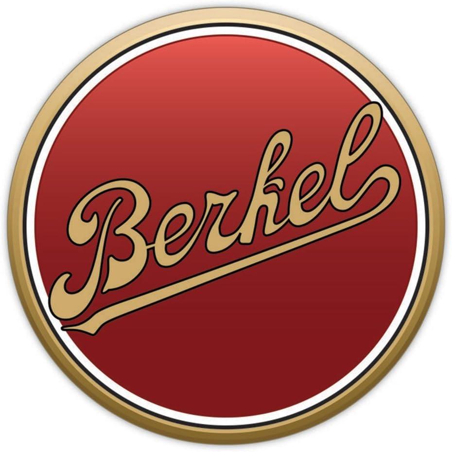 Berkel Elegance Set mit 5 Chef-Messern Rot