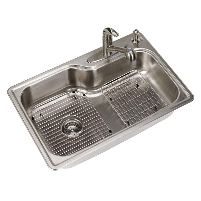 glacier bay sinks review