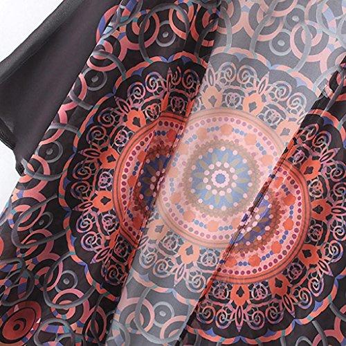 Gilet Femme Cardigan Longue Manteaux Manches Femme Trydoit Lin Long Crochet Longues Femme Veste xIqZnwB