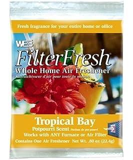 Good WEB FilterFresh Whole Home Tropical Bay Air Freshener