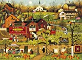 Buffalo Games Charles Wysocki - Blackbirds Roost At Mill Creek - 1000 Piece Jigsaw Puzzle