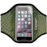 Handy Armband, Spigen Velo [Passt Perfekt] [Geringes Gewicht] Sportarmband Universal Sport Armbinde Armtasche Jogging / Gymnastik / Laufen mit Gurt für das iPhone 8/7/6S/6/5S/SE,Galaxy S8/S7 Armband