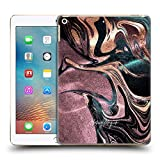 Official Nature Magick Bronze Luxe Gold Marble Metallic Hard Back Case Compatible for iPad 9.7 2017 iPad 9.7 2018