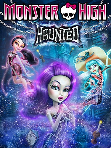 Monster High: Haunted]()