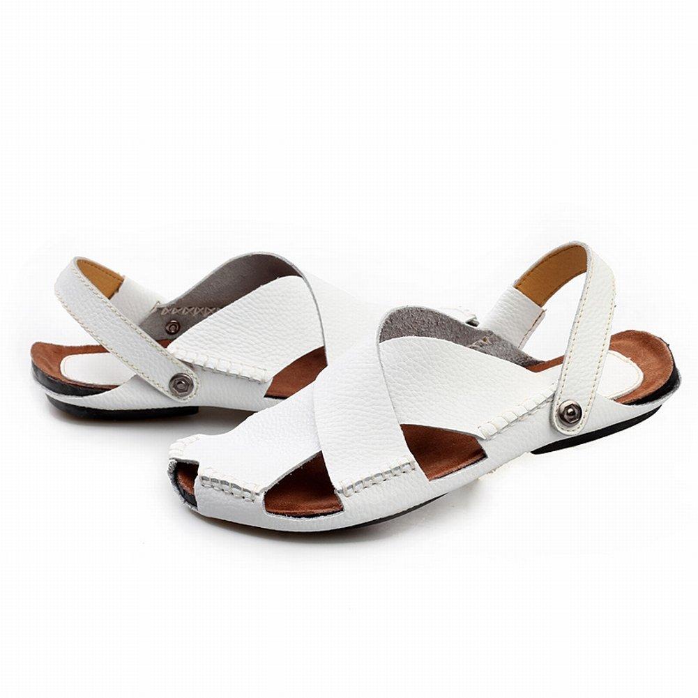 YTTY YTTY YTTY Breathable Sandalen Leder Komfort Casual Männer Hausschuhe Männer Sandalen 873f11