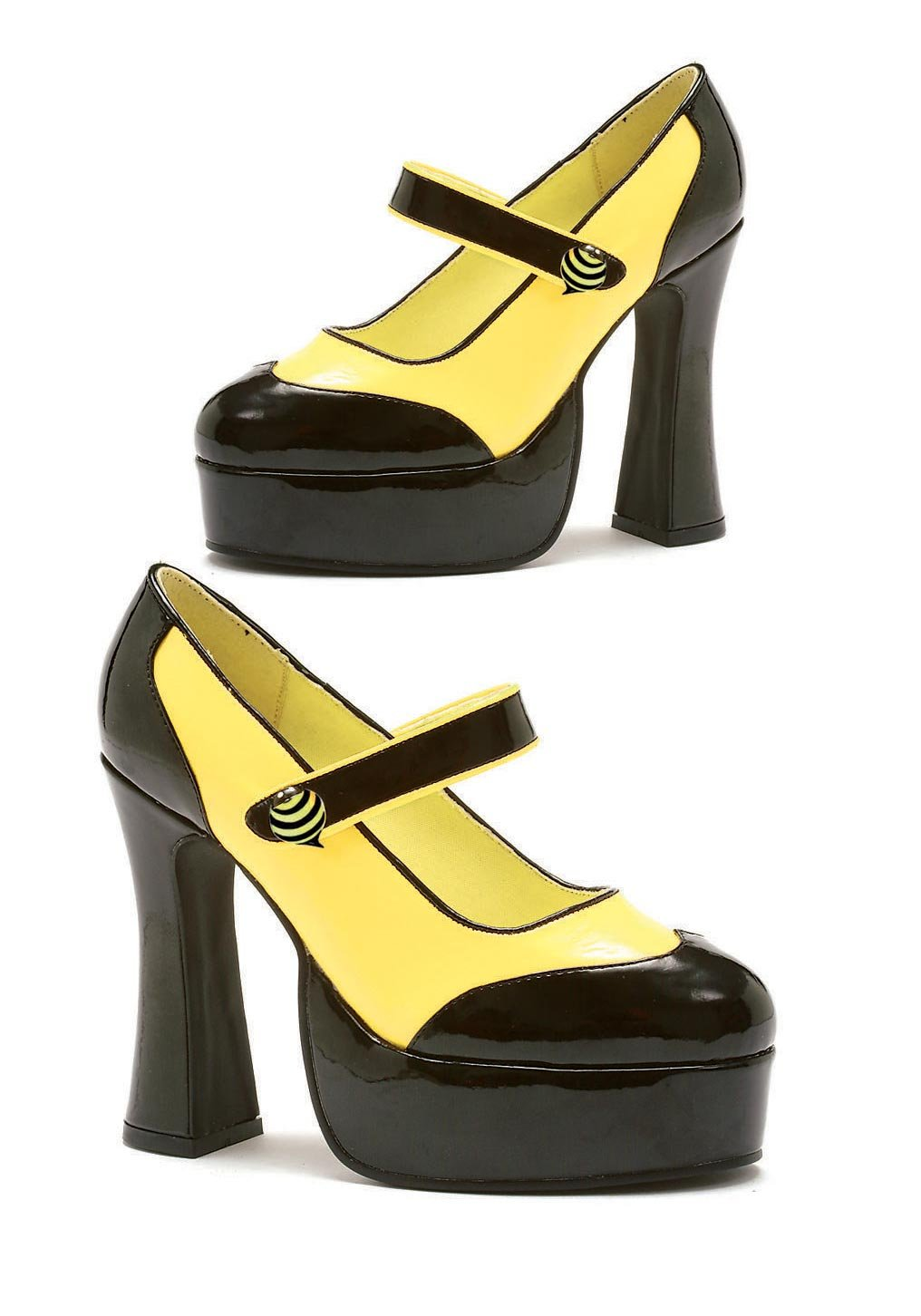 Bumble Costume Shoes - Size 9