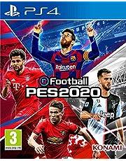 لعبة اي فوتبول بي اي اس 2020 - بلاي ستيشن 4