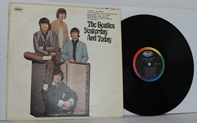 The Beatles The Beatles Yesterday And Today Amazoncom Music