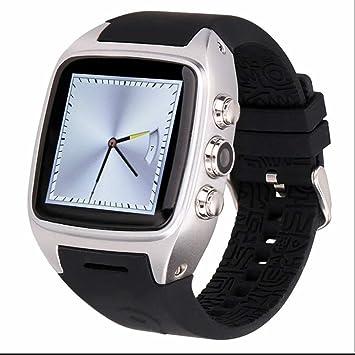 Smart Watch Mujer Reloj Inteligente con Actividad Tracker,Nivel de Salud Cardiorrespiratoria,Sleep Monitor
