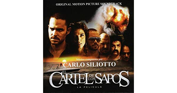 Amazon.com: Siliotto, Carlo : El Cartel de los Sapos: Music