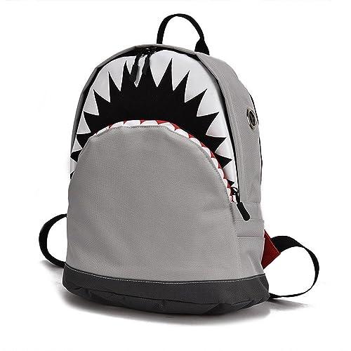 zarupeng Mochilas Escolares Juveniles Bebé Niña y Niño Dibujos Animados Tiburón Animal Mochila Bebe Unisex Bolsa de Escuela: Amazon.es: Zapatos y ...