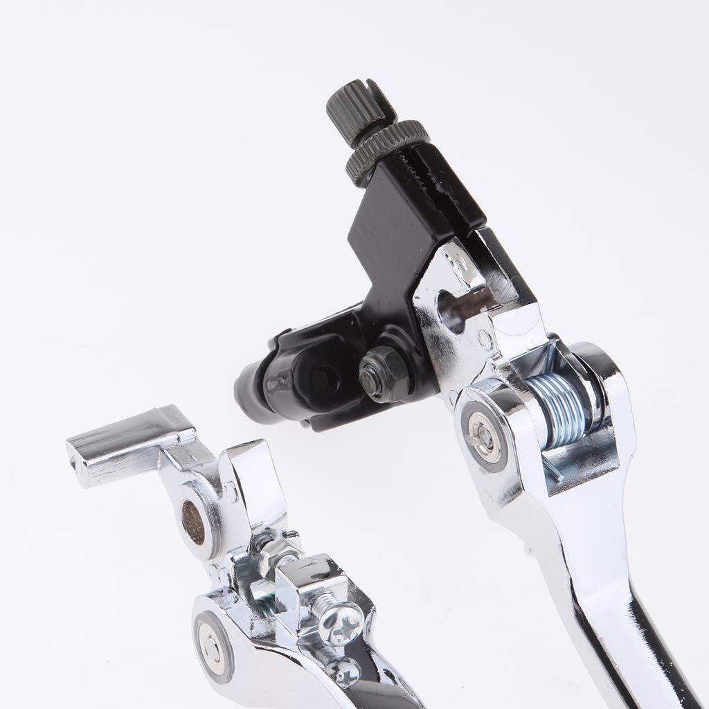 Sharplace 7//8 Leva Freno Frizione Pieghevole Per SDG SSR 70 110 107 Pit Bike 125cc