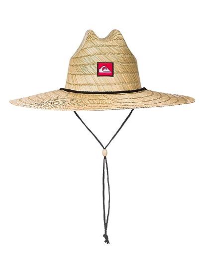 02ace003c Quiksilver Men's Pierside Straw Sun Hat