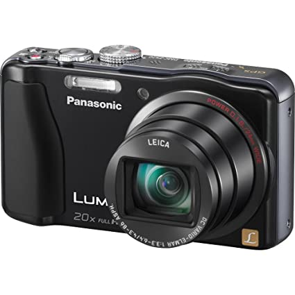 amazon com panasonic lumix zs20 14 1 mp high sensitivity mos rh amazon com Panasonic DMC ZS20 Software Update Panasonic DMC ZS20 Software Update