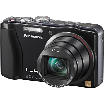 Amazon.com : Panasonic Lumix ZS20 14.1 MP High Sensitivity MOS ...
