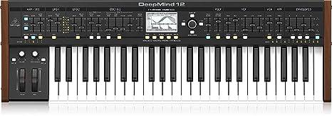 Behringer Deepmind12 - Teclado: Amazon.es: Instrumentos ...