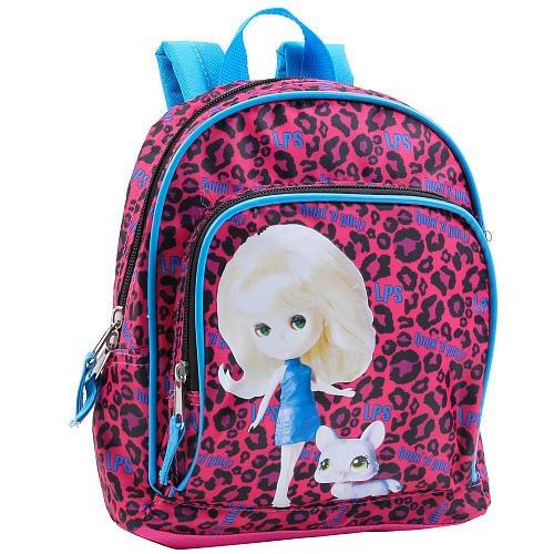 Hasbro Littlest PET Shop~blythe~mini Back Pack~ New~pet V...