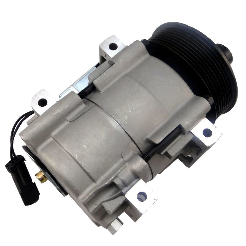 Diesel a/c compresor w/68182 de embrague para 06 - 10 Dodge Ram 2500 3500 5.9l 6.7L: Amazon.es: Coche y moto