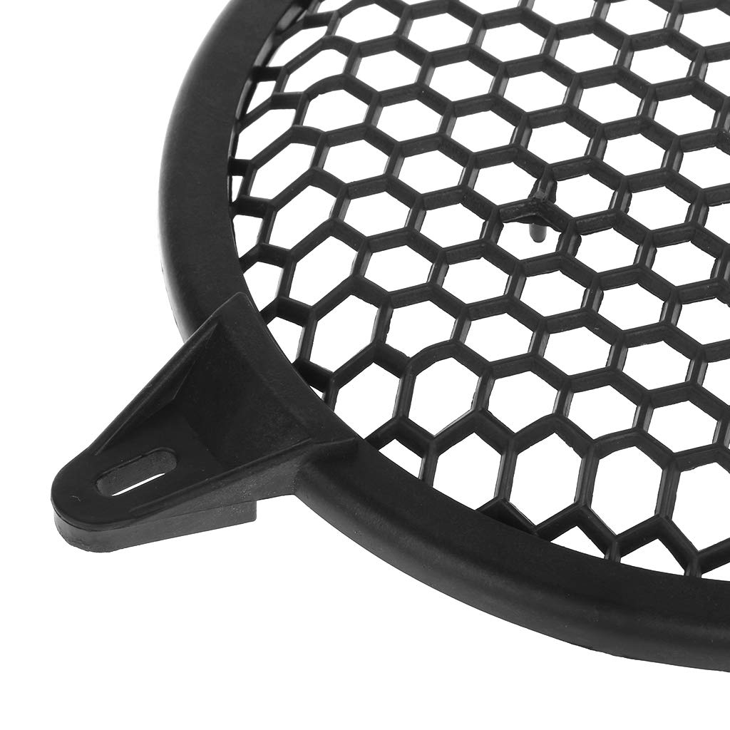 GUINV Universal Subwoofer Grill Grille Guard Protector Cover 6