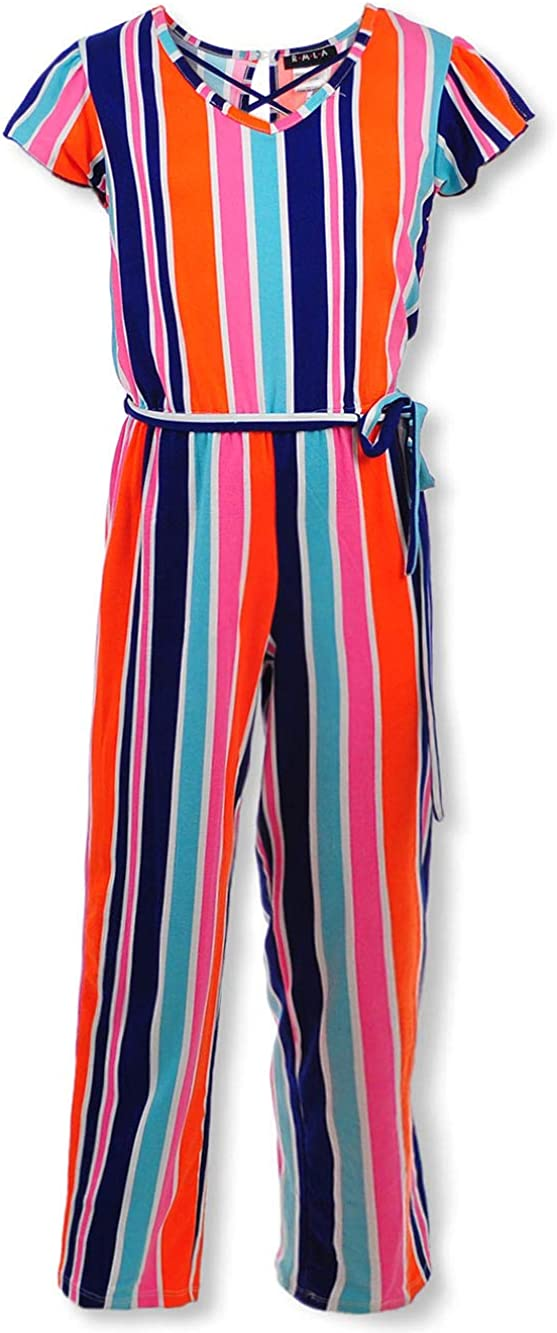 RMLA Girls Stripe Jumpsuit