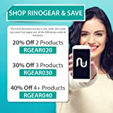 (2-Pack) RinoGear Screen Protector for Nintendo