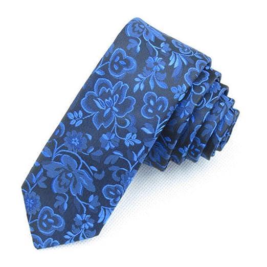 LG GL Corbata de Hombre Corbata Casual Corbata de Jacquard ...