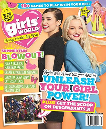 magazines for girls