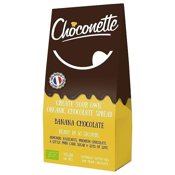 Choconette Banana Chocolate Spread Making Kit 150 G Amazon