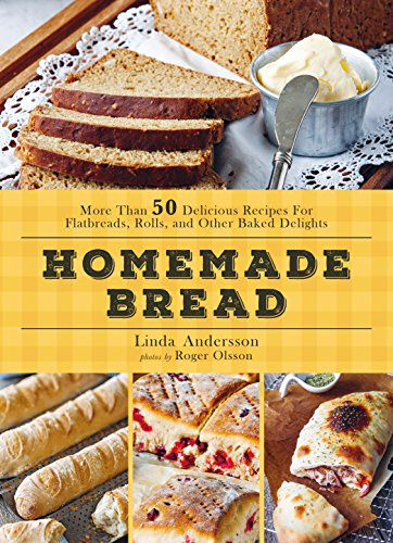 Homemade Bread by Linda Andersson