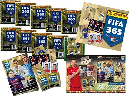Ten Packs Panini FIFA 365