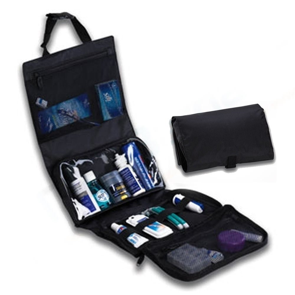 Amazon.com : Travel Hanging Toiletry Kit Bag Cosmetic Bathroom ...